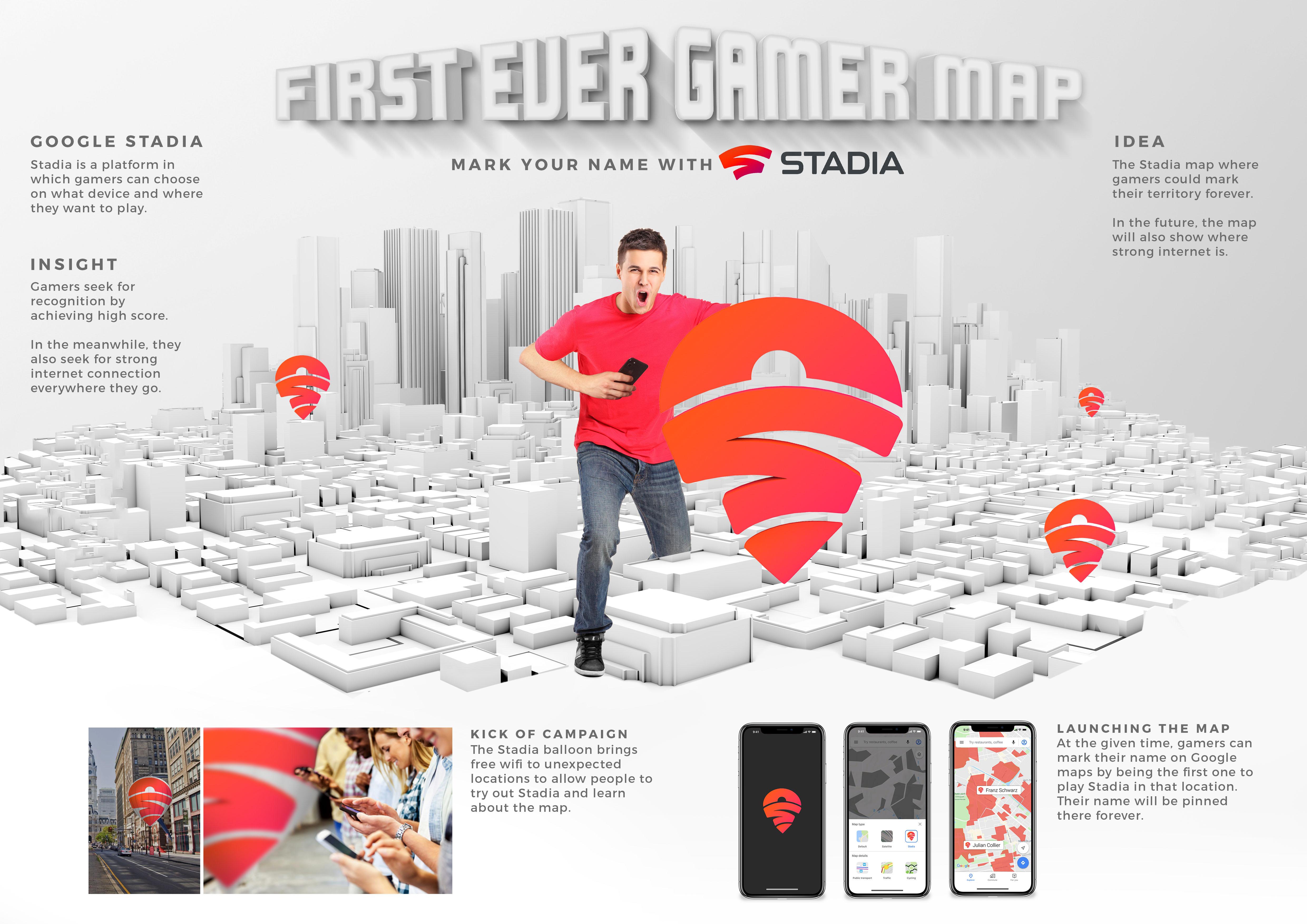 Stadia map