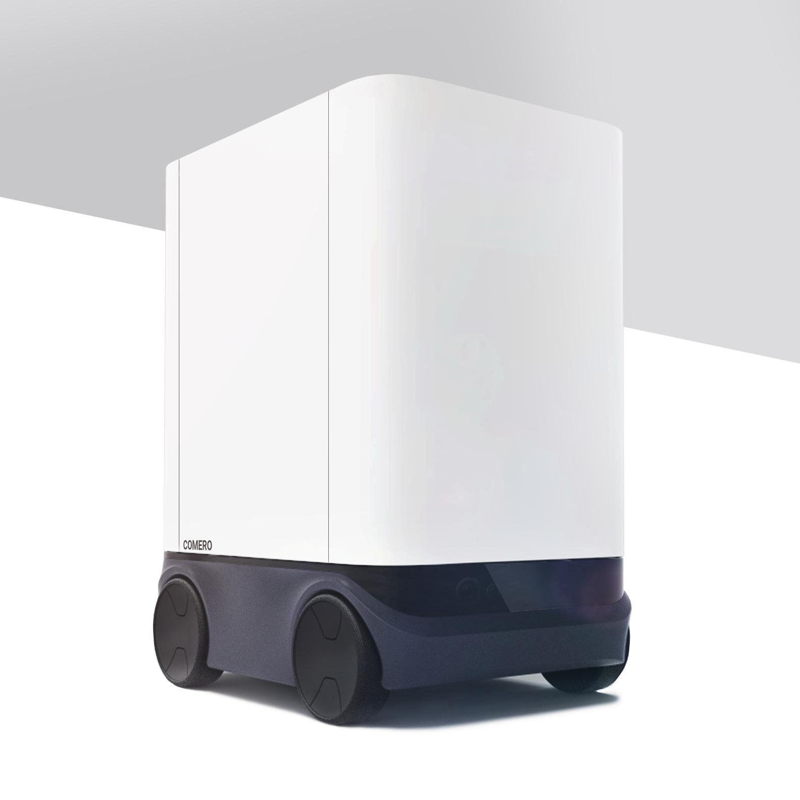 COMERO – CANTEEN ROBOT